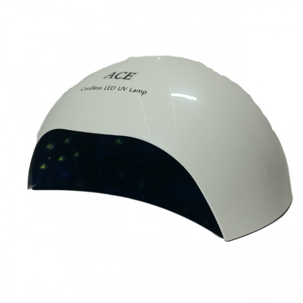 ACE Cordless Rechargeable LED UV Nail Lamp 36W/54W